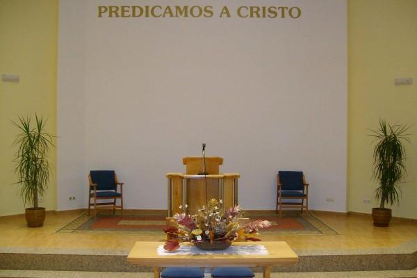 Iglesia Cristiana Evangélica de Valdepeñas