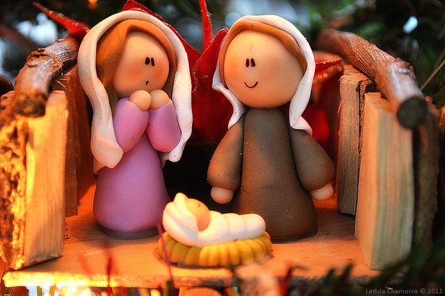 ¿Qué aprendemos de la virgen María?
